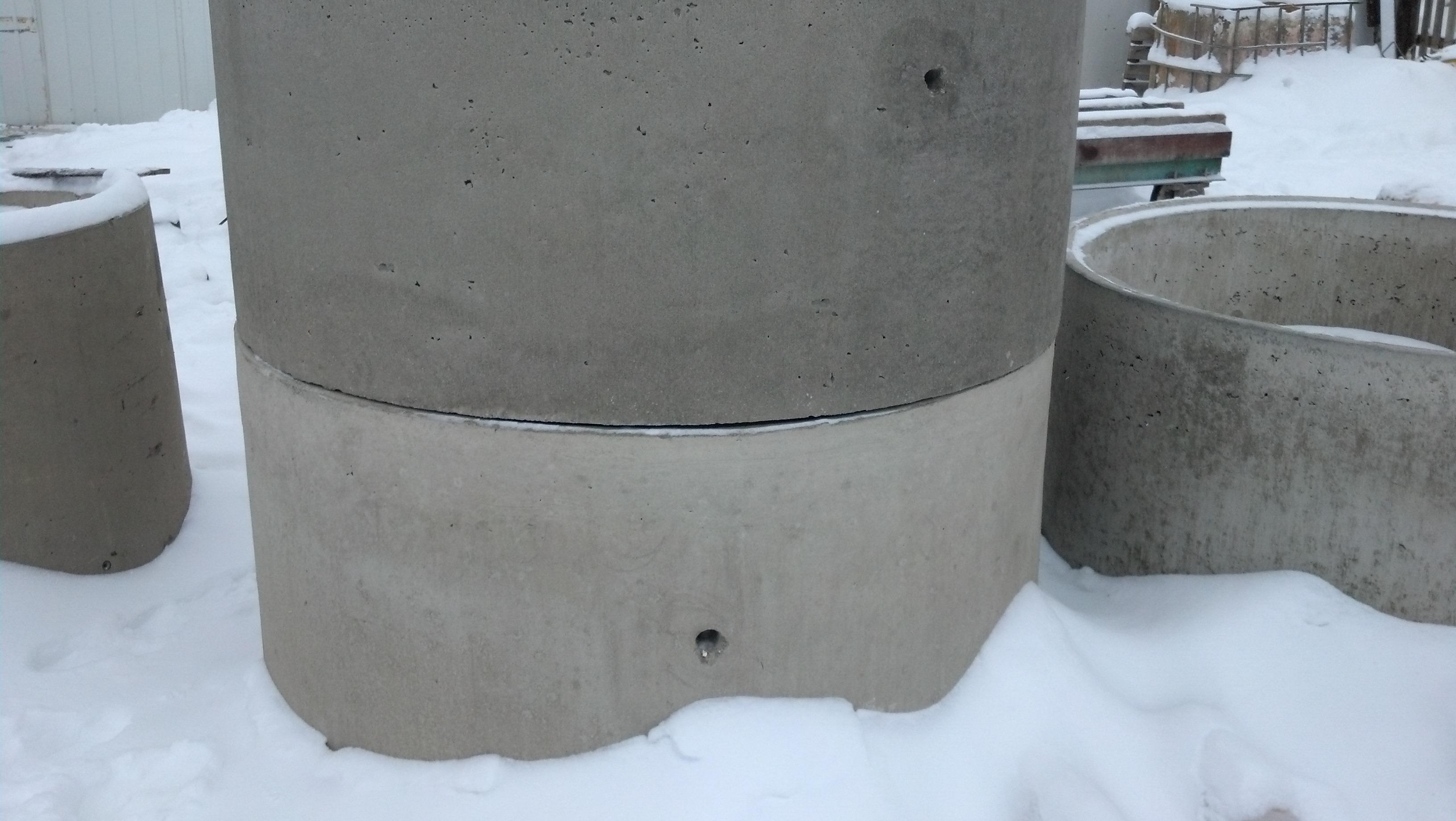 Почему так популярны бетонные кольца для канализации